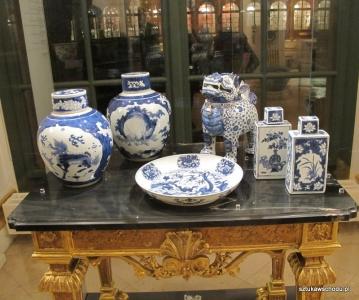 Porcelana chińska, okres Kangxi | fot. A. Gach