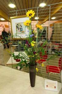 Ikebana, styl rikka Źródło: zigazou76 via Foter.com / CC BY