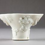 """""""Blanc de Chine"""" porcelain"""