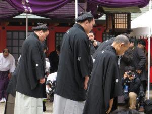 Kimono noszone przez