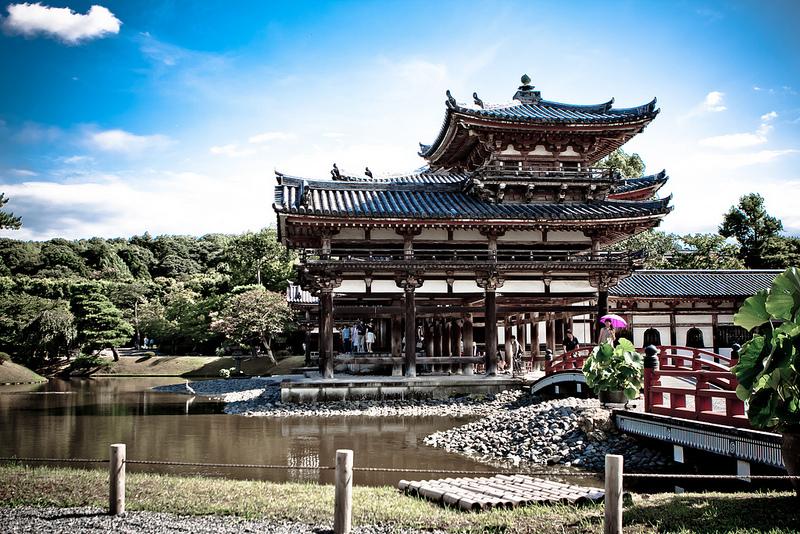 Byōdō-in Źródło:  Jirka Matousek via Foter.com  CC BY