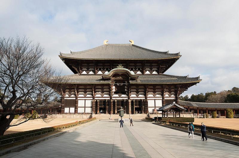 Świątynia w Todai-ji Źródło: mathias-erhart via Foter.com / CC BY-SA