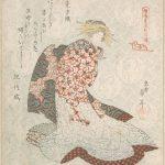 Bijin-ga, czyli portrety pięknych kobiet