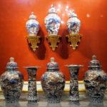 Zwinger, Zwinger… porcelana