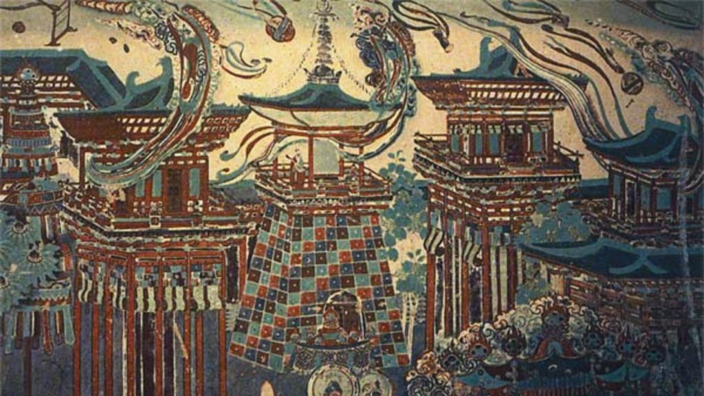 Bihua czyli chińskie freski