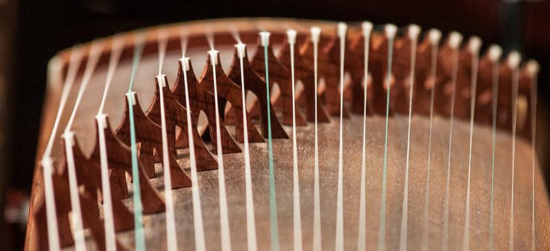Guzheng, czyli gdy dodać trochę sztuki do muzyki