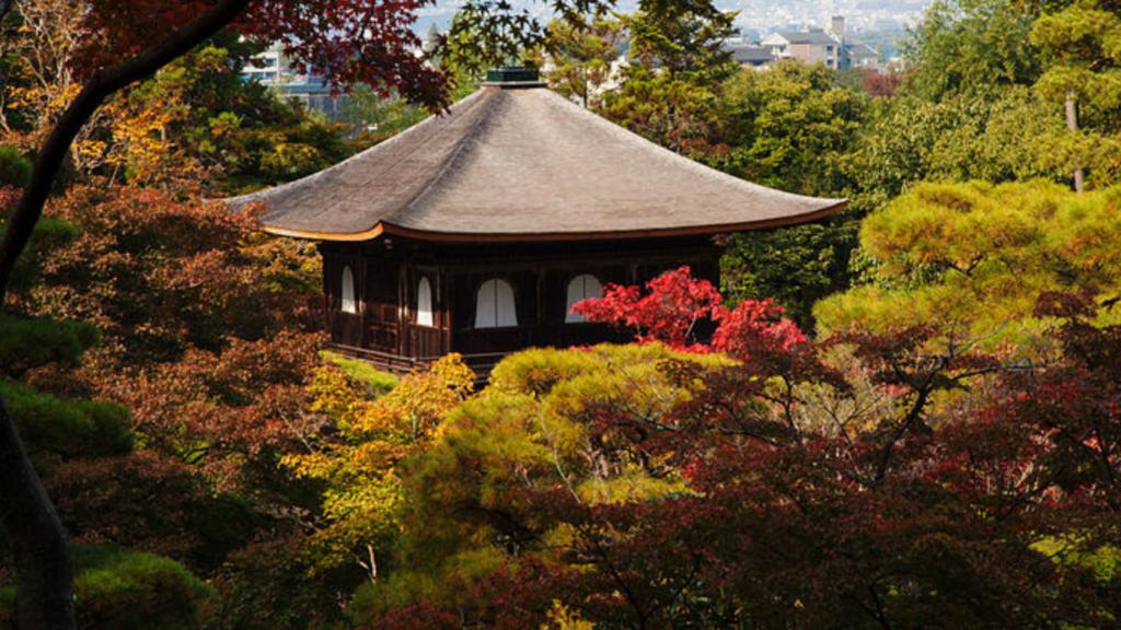 Japońska architektura – Muromachi (1333-1573)