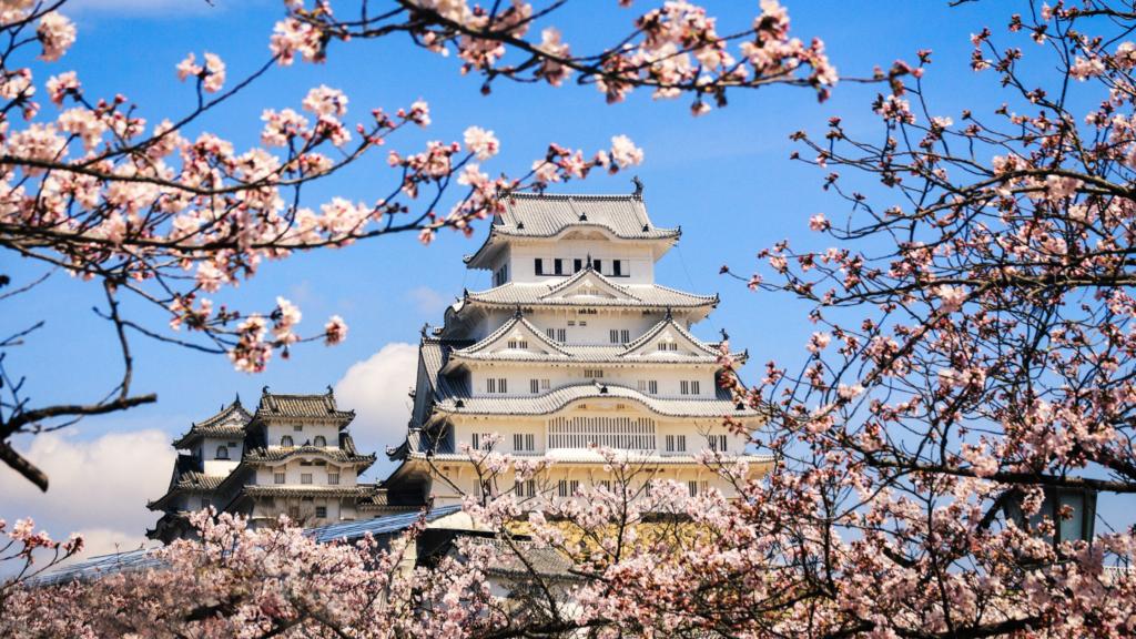 Zamek Białej Czapli, czyli Himeji-jo