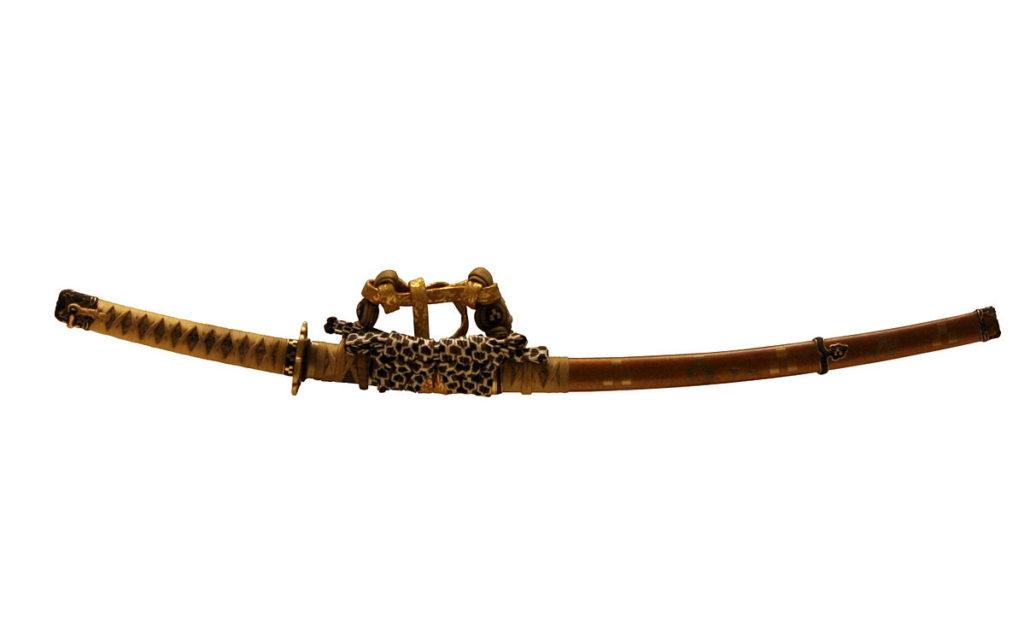 Tachi, egzemplarz z British Museum   Źródło: Wikimedia Commons