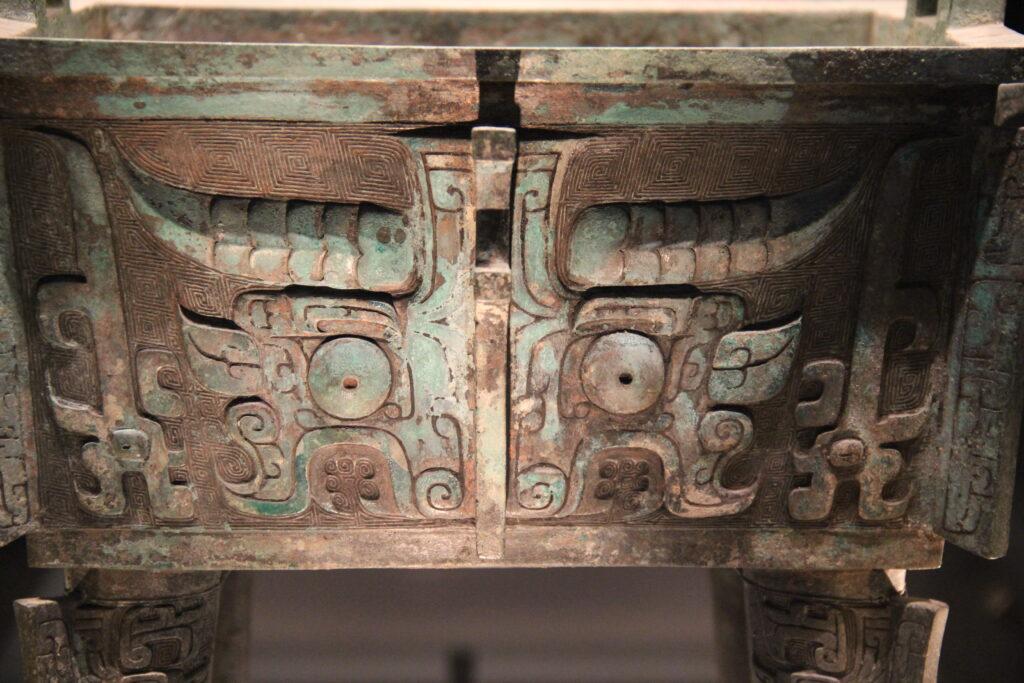 Mityczyny potwór Tāotiè