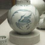 Baekja – biała koreańska porcelana