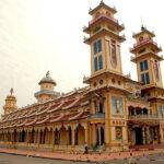 Cao Dai – mieszanka religii i architektury